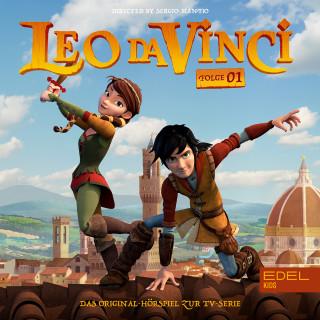Leo da Vinci: Folge 1 (Das Original-Hörspiel zur TV-Serie)