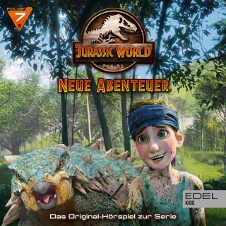 Jurassic World: Folge 7: Tapfer / Plan C (Das Original-Hörspiel zur TV-Serie)