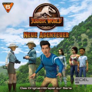 Jurassic World: Folge 6: Die Wasserstelle / Die Erlösung (Das Original-Hörspiel zur TV-Serie)