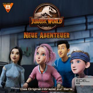 Jurassic World: Folge 8: Überleben / Chaostheorie ( Das Original-Hörspiel zur TV-Serie)
