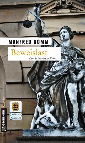 Manfred Bomm: Beweislast