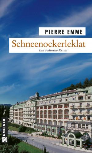 Pierre Emme: Schneenockerleklat