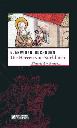 Birgit Erwin, Ulrich Buchhorn: Die Herren von Buchhorn