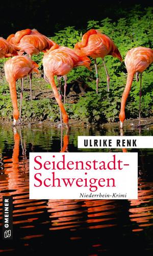 Ulrike Renk: Seidenstadt-Schweigen