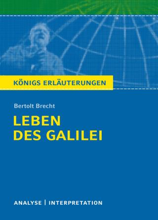 Bertolt Brecht, Wilhelm Große: Leben des Galilei von Bertolt Brecht.