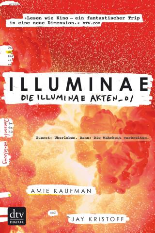 Amie Kaufman, Jay Kristoff: Illuminae. Die Illuminae Akten_01