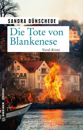 Sandra Dünschede: Die Tote von Blankenese