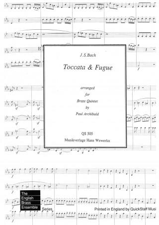 Johann Sebastian Bach: Toccata & Fugue