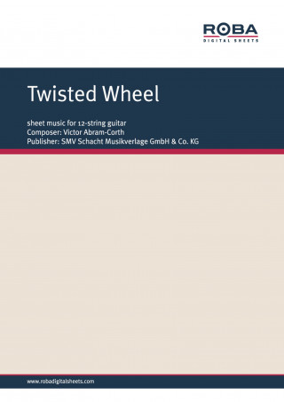 Victor Abram-Corth: Twisted Wheel