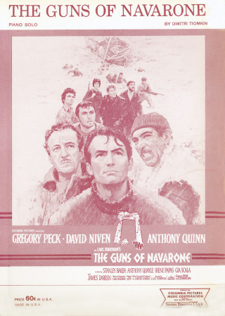 Dimitri Tiomkin: The Guns Of Navarone