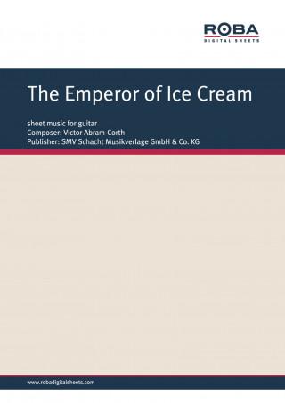 Victor Abram-Corth: The Emperor of Ice Cream