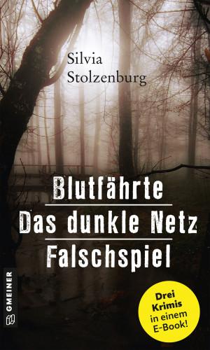 Silvia Stolzenburg: Blutfährte - Das dunkle Netz - Falschspiel