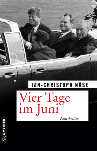 Jan-Christoph Nüse: Vier Tage im Juni