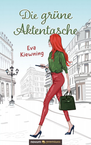 Eva Kiewning: Die grüne Aktentasche