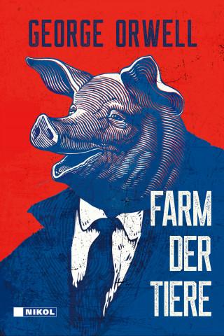 George Orwell: George Orwell: Farm der Tiere