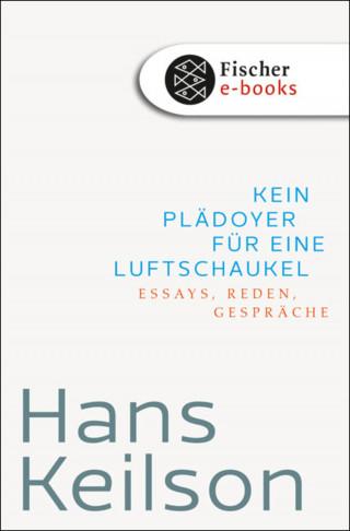 Hans Keilson, Heinrich Detering: Kein Plädoyer für eine Luftschaukel