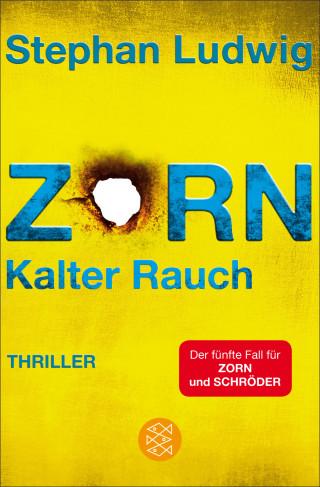 Stephan Ludwig: Zorn - Kalter Rauch