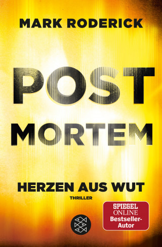 Mark Roderick: Post Mortem- Herzen aus Wut