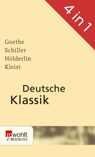 Peter Boerner, Hans-Georg Schede, Claudia Pilling, Gunter Martens: Deutsche Klassik