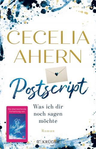 Cecelia Ahern: Postscript - Was ich dir noch sagen möchte