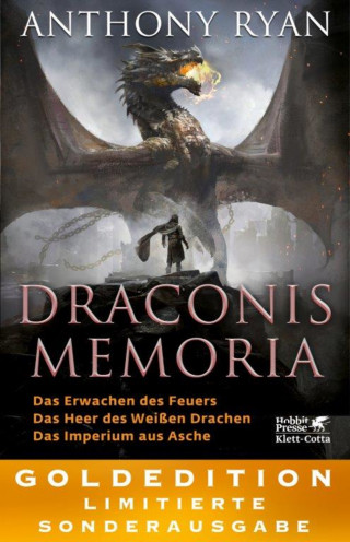 Anthony Ryan: Draconis Memoria 1-3