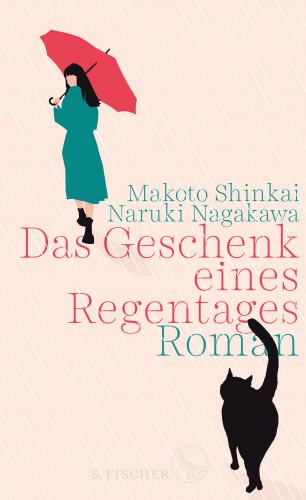 Makoto Shinkai, Naruki Nagakawa: Das Geschenk eines Regentages