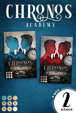 "Verena Bachmann: Chronos Academy: Sammelband der packend-romantischen Fantasy-Dilogie ""Chronos Academy"""