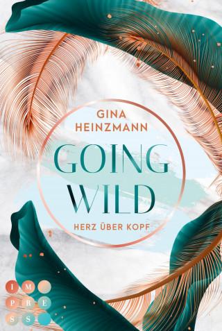 Gina Heinzmann: Going Wild. Herz über Kopf