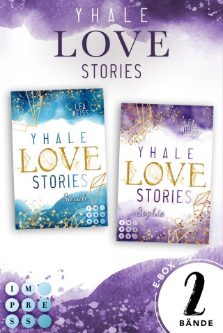 Lea Weiss: Yhale Love Stories: Alle Bände der romantischen New-Adult-Dilogie