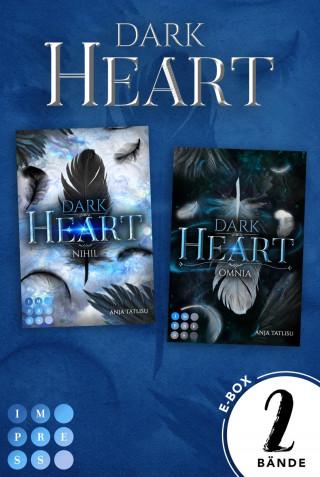 Anja Tatlisu: Dark Heart: Sammelband der romantischen Urban-Fantasy-Serie