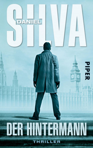 Daniel Silva: Der Hintermann