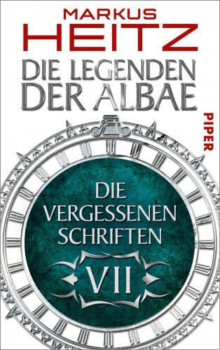 Markus Heitz: Die Vergessenen Schriften 7