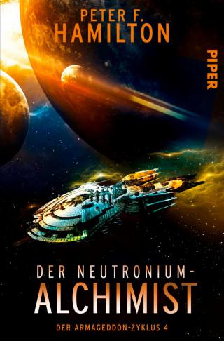 Peter F. Hamilton: Der Neutronium-Alchimist