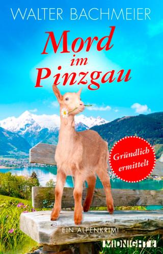 Walter Bachmeier: Mord im Pinzgau