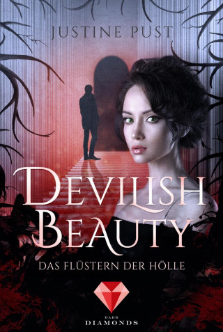Justine Pust: Devilish Beauty 1: Das Flüstern der Hölle
