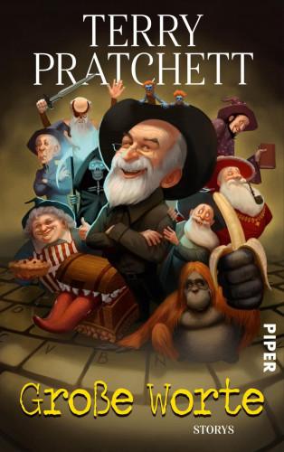 Terry Pratchett: Große Worte