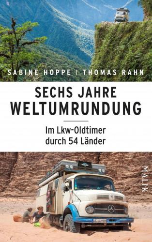Sabine Hoppe, Thomas Rahn: Sechs Jahre Weltumrundung