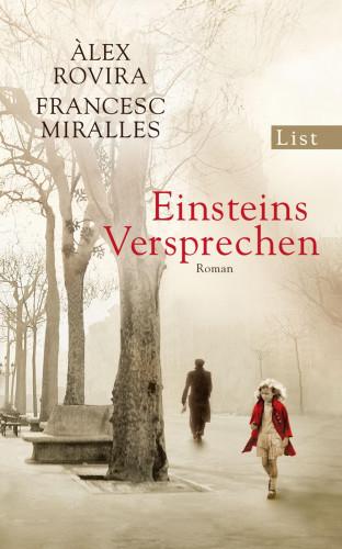 Àlex Rovira, Francesc Miralles: Einsteins Versprechen