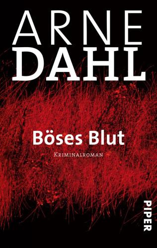 Arne Dahl: Böses Blut