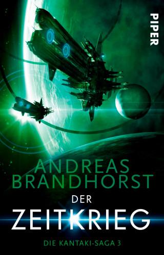 Andreas Brandhorst: Der Zeitkrieg