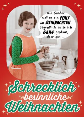 Riva Verlag: Schrecklich besinnliche Weihnachten