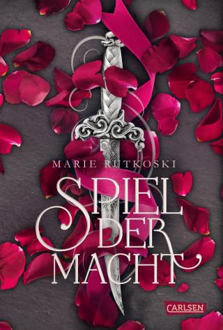 Marie Rutkoski: Spiel der Macht (Die Schatten von Valoria 1)