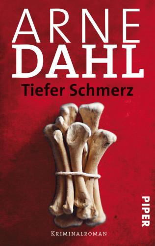 Arne Dahl: Tiefer Schmerz