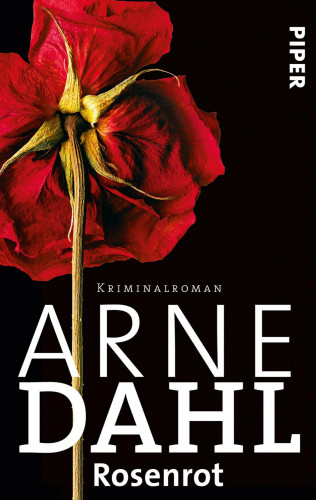Arne Dahl: Rosenrot
