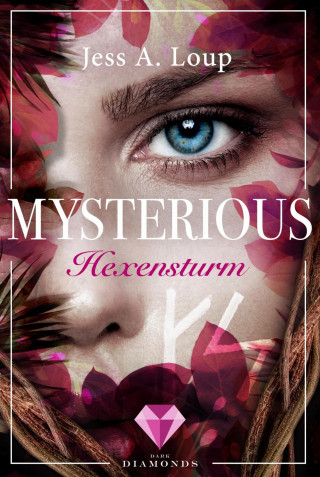 Jess A. Loup: Hexensturm (Mysterious 3)
