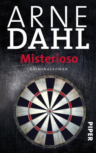 Arne Dahl: Misterioso