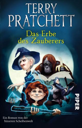 Terry Pratchett: Das Erbe des Zauberers