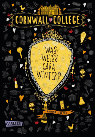 Annika Harper: Cornwall College 3: Was weiß Cara Winter?