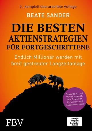 Beate Sander: Die besten Aktienstrategien für Fortgeschrittene