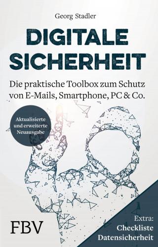 Georg Stadler: Digitale Sicherheit
